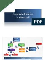 Corporate Finance in a Nutshell 2010