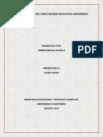 Anacronia de Los Sistemas Educativos Analisis Critico Sandra Milena Orjuela Mora