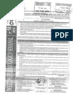 Bolrtin Epidemiologico N 18 2016