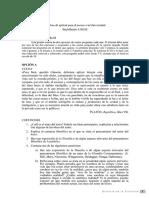 PAU Filosofía Junio Castilla La Mancha