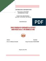 MR - Privredni Kriminalitet - Detekcija i Suzbijanje (1) (1)