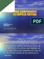 La Capilla Sixtina