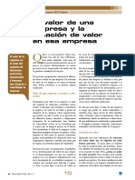 VALOR Y CREACION DE UNA EMPRESA.pdf