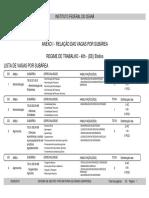 Anexo I - Relação Das Vagas Por Subárea_republicado Após Impugnação