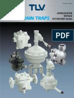 TLV_Air & Drain Traps