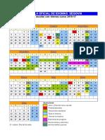 Calendario Escolar 2016-17 Con Viernes Lectivos-2