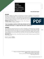 8-Rojas -  Colombia-EEUU Postconflicto.pdf