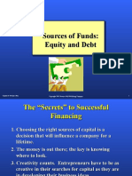 Chapter 11 Sources of Funds.ppt