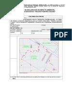 Ficha Impacto Ambiental -Colegio Paulino