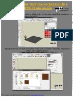 Como Criar Uma Textura No SketchUp a Partir de Uma Imagem
