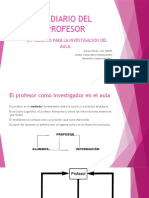El Diario Del Profesor- Rafael Porlán