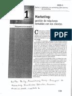 Definicion y Proceso Marketing