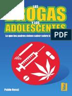 126 Las Drogas y Los Adolescentes Lo Que Los Padres 0001