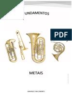 FUNDAMENTOS (METAIS)