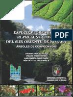 Especies Agroforestales del Sur Oriente de Boyacá