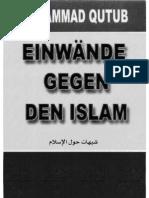 Einwände Gegen Den Islam _ Muhammad Qutub