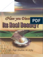 Have You Discover It Is Real Beauty _ Dr Naji Ibrahim Al-Arfaj