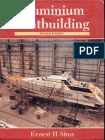 Aluminium Boatbuilding