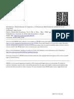 Ferrer - Devaluación, redistribución de ingresos y el proceso de desarticulación industrial en la Argentina (DE, Vol. 2, Nº 4, 1963).pdf