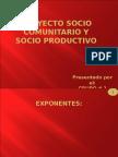Socio Comunitarioysocio Productivo 130630232231 Phpapp02