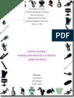 Guion Teatral PDF