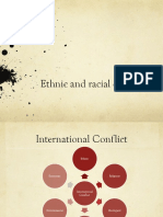 Ethnic and Racial Conflict