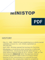 Ministop overview