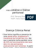 Hemodiálise e Diálise Peritoneal