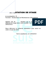 exemple Attestation de stage.doc