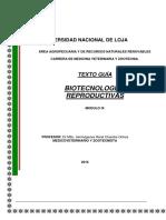 Texto de Biotecnologias