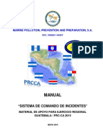 Manual Sistema de Comando de Incidentes