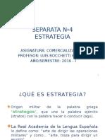 Cii.sesion 4. Estrategia