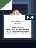 Teori Arsitektur(Cover)