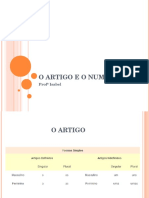 oartigoeonumeral-120416175958-phpapp01