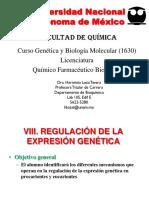 Regulacion de La Expresion Genetica en Procariotes