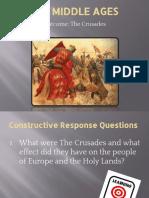 the crusades up