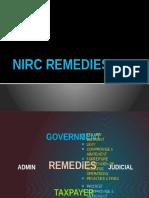 Nirc Remedies