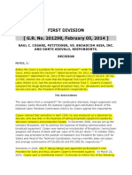 9 Cosare vs. Broadcom Asia Inc. Gr No. 201298 February 5 2014