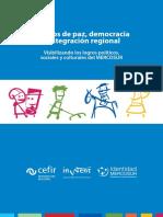 25 Años de de Paz, Democracia e Integración Regional - I Dentidad Mercosur