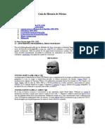 Guía de Historia de México