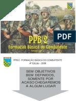 PPB 2 Prepara o Do Combatente B Sico