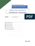 transportes y distribucion