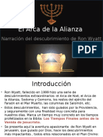 elarcadelaalianza-ronwyatt-130508133814-phpapp02.ppt