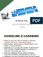 Materi e Learning Blok Dermato