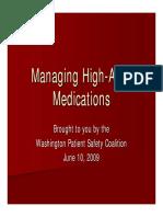 WPSC High-Alert Meds June10-09