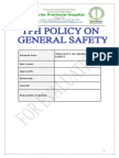 Tph General Safety Policy_evaluation Copy