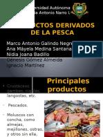 Productos Derivados de La Pesca