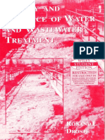 Theory of Practice Water