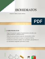 CARBOHIDRATOS SEM 2222