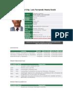 Perfil del Dip. Luis Fernando Maste Soulé